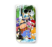 Sonic chibi Samsung Galaxy Case/Skin