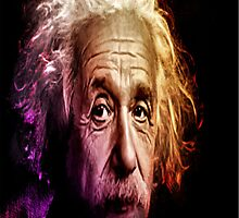 Cool Albert Einstein Case by NicCaridi