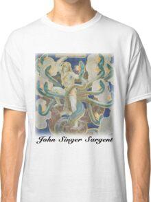 John Singer Sargent – Hercules Fights the Hydra Classic T-Shirt