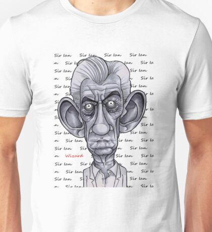 Sir Ian Unisex T-Shirt