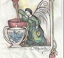 Absinthe by kaffekat