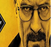 Heisenberg- Breaking Bad by NicCaridi