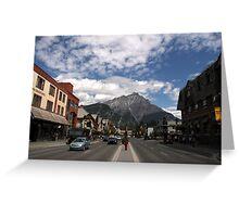 Banff II Greeting Card