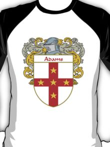 Adams Coat of Arms/Family Crest T-Shirt