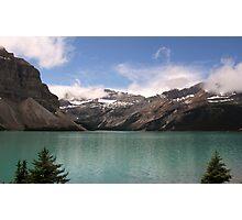 Bow Lake II Photographic Print