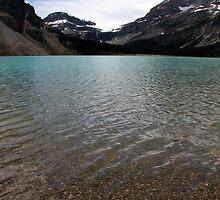 Bow Lake by Camilla