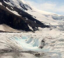 Glacier Blue by Camilla