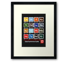 Summons Suite Framed Print