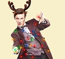 Holiday Eleventh Doctor by Courty051292