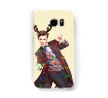 Holiday Eleventh Doctor Samsung Galaxy Case/Skin