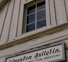 Edmonton Bulletin by Camilla