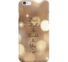 Zedd and Hayley Williams - Stay the Night iPhone Case/Skin