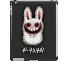 TheBunnyFromHell iPad Case/Skin