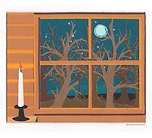 """Winter Vigil"" Photographic Print"
