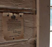 Notice by Camilla