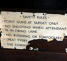 No Tomfoolery by Camilla