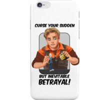 Wash - Fox's inevitable betrayal iPhone Case/Skin