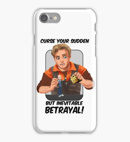 Wash - Fox's inevitable betrayal iPhone Case/Skin