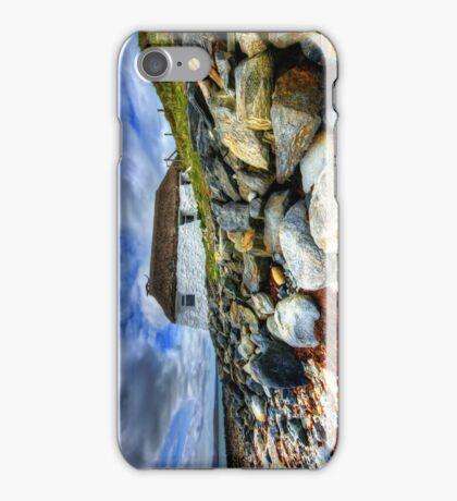 Berneray Youth Hostel iPhone Case/Skin