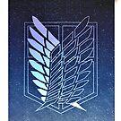 【3000+ views】Attack on Titan: Scouting Legion Jiyu no Tsubasa II by Ruo7in