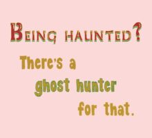App For That Parody Ghost Hunter One Piece - Short Sleeve