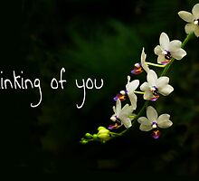 thinking of you by Leone Fabre