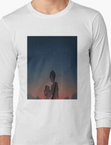 digimon Joe Long Sleeve T-Shirt