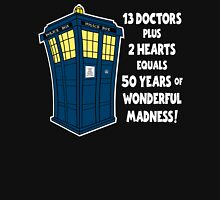 50 Years, 13 Doctors (2) Unisex T-Shirt