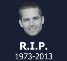 RIP Paul Walker by timnock