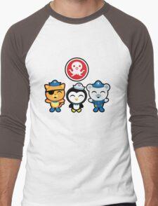 Octobabies! Men's Baseball ¾ T-Shirt
