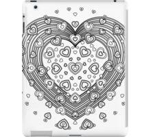 Lovely Heart iPad Case/Skin