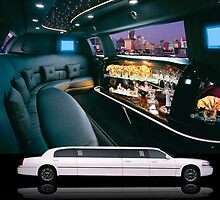 Lincoln Town Car Stretch by EternityLimos