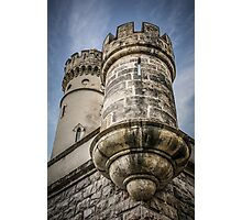 medieval bastion Photographic Print