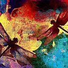 Dragonflies by Vitta
