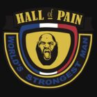 Mark Henry: Hall of Pain by sinistergrynn