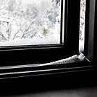 First Snow by Rhonda Strickland