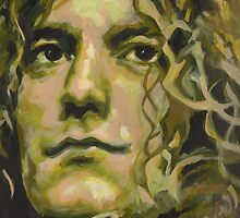 Golden God. Robert Plant  by ArtspaceTF