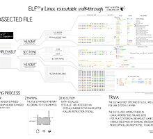 ELF101 (64 bits) by Ange Albertini
