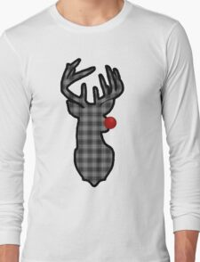 Oh Christmas Deer Long Sleeve T-Shirt