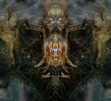 The Opening by Craig Hitchens - Spiritual Digital Art