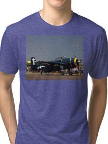 Avenger 441,Evans Head Airshow,Australia 2010 -  Tri-blend T-Shirt