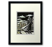 - Nathan Never - Framed Print