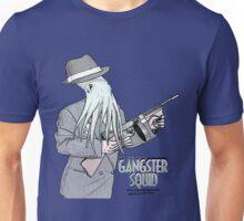 Gangster Squid Unisex T-Shirt