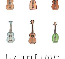 Ukulele Love by CarollLewis