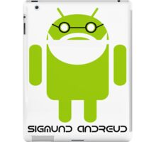 Sigmund Freud Android iPad Case/Skin