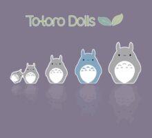 Totoro matrioska Kids Tee