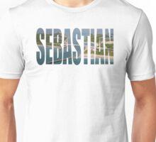 Sebastian Text Unisex T-Shirt