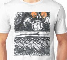 Time ~ Flowing Illumination Unisex T-Shirt
