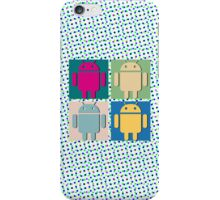 Android Pop Art (Phone Cases) 2 iPhone Case/Skin