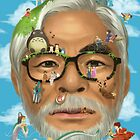 The world of miyazaki by rafel90